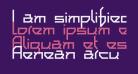 I am simplified