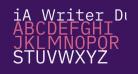 iA Writer Duospace Regular