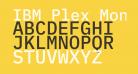 IBM Plex Mono Medium