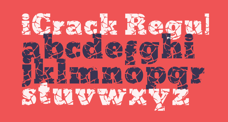 iCrack Regular