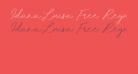 Idana Luisa Free Regular