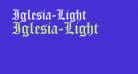 Iglesia-Light