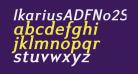 IkariusADFNo2Std-BoldItalic