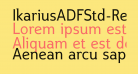 IkariusADFStd-Regular