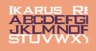 Ikarus  Regular