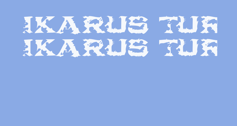 Ikarus Turbulence