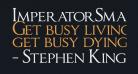 ImperatorSmallCaps