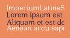 ImperiumLatineSerif