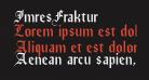 ImresFraktur