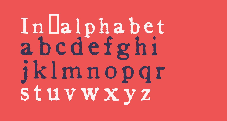 In_alphabet