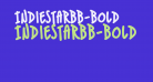 IndieStarBB-Bold