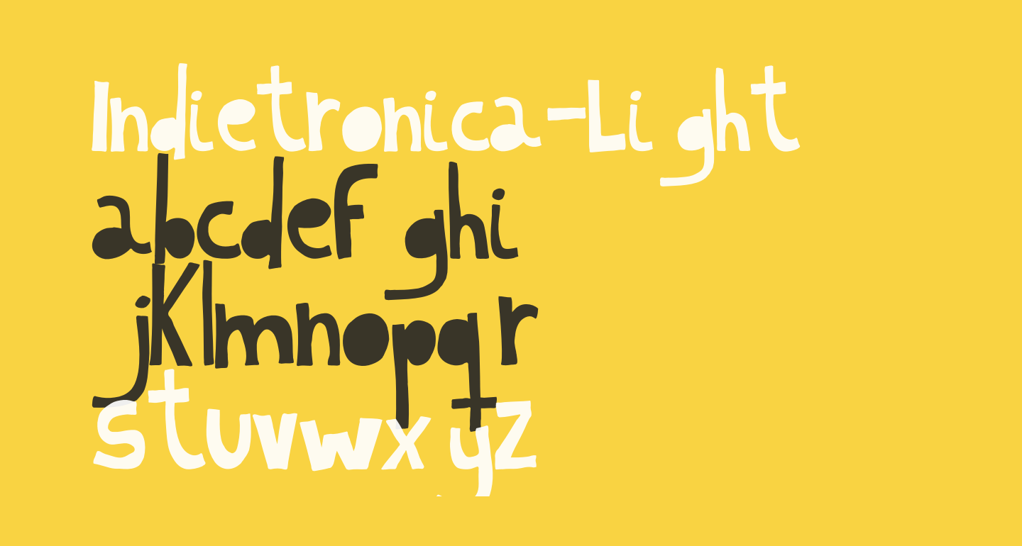 Indietronica-Light