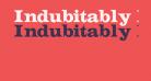 Indubitably NF