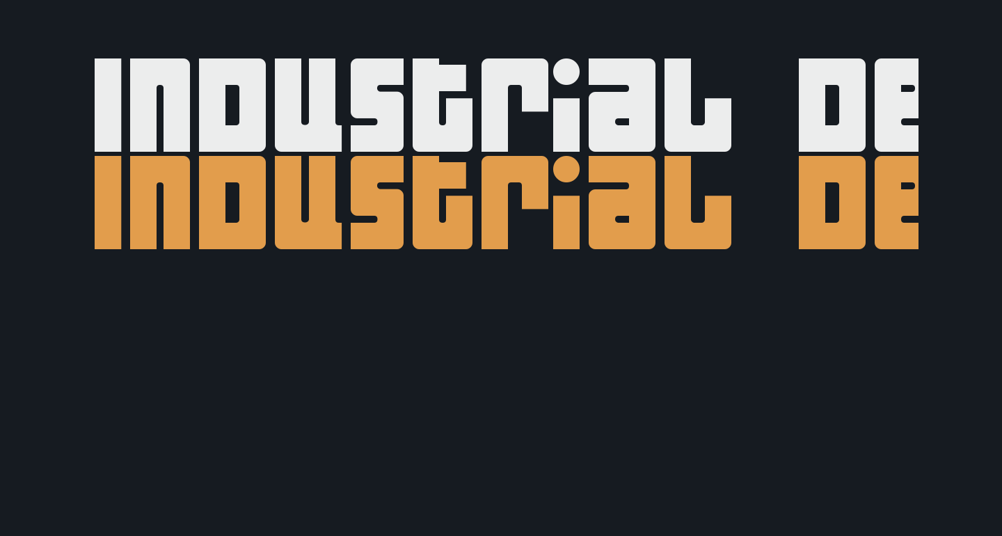 Industrial Decapitalist