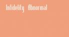 Infidelity  Abnormal