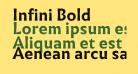 Infini Bold