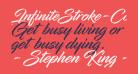 InfiniteStroke-CondensedBolder