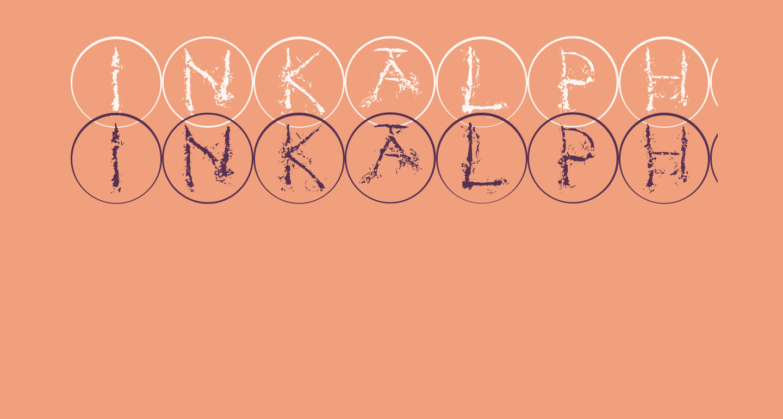 InkAlphabetRRings