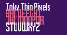 Inky Thin Pixels