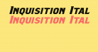 Inquisition Italic