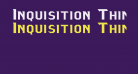 Inquisition Thin