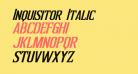 Inquisitor Italic