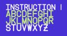 Instruction Bold