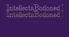 IntellectaBodoned Beveled