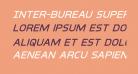 Inter-Bureau Super-Italic