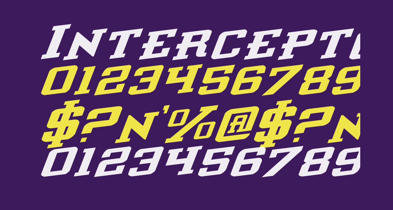 Interceptor Rotalic