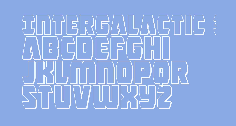 Intergalactic 3D