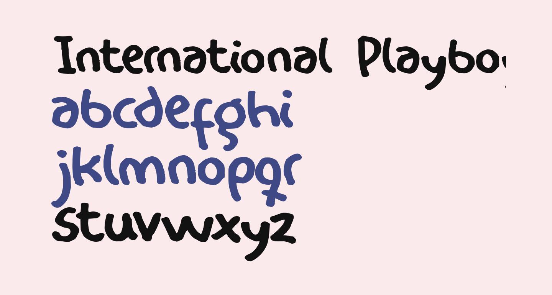 International Playboy