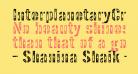 InterplanetaryCrap-Regular