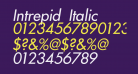 Intrepid Italic