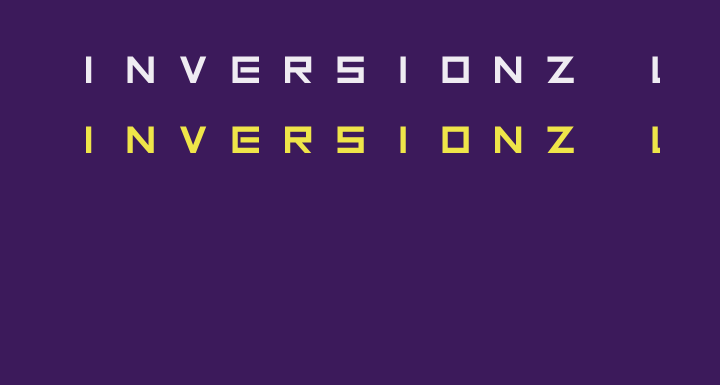 Inversionz Unboxed