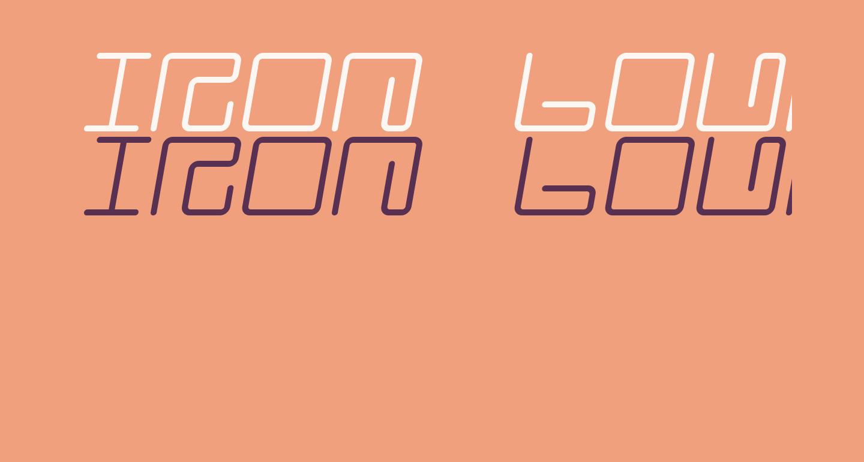 Iron Lounge 2