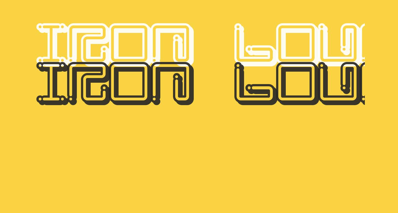 Iron Lounge Smart Dot