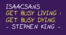 IsaacSans