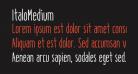 ItaloMedium
