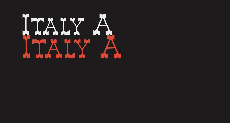 Italy A
