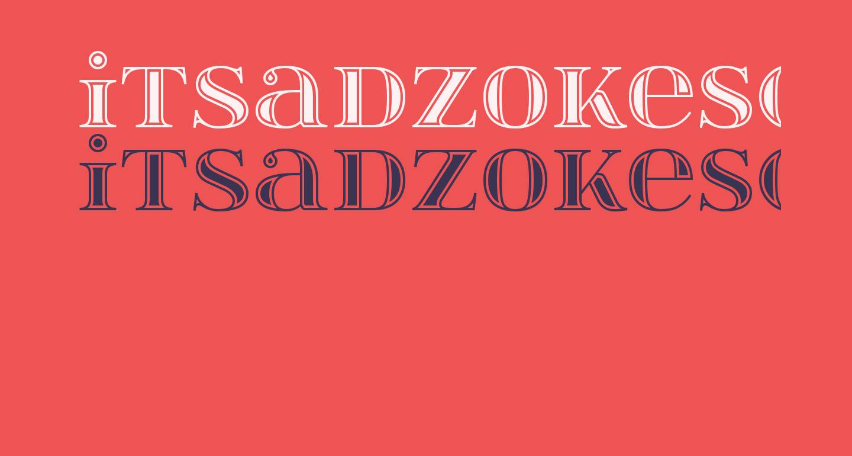 itsadzokeS01