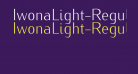 IwonaLight-Regular