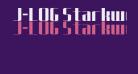 J-LOG Starkwood Sans Normal