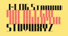 J-LOG Starkwood Sans Small Caps