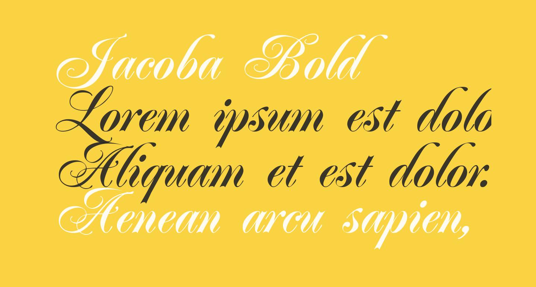Jacoba Bold