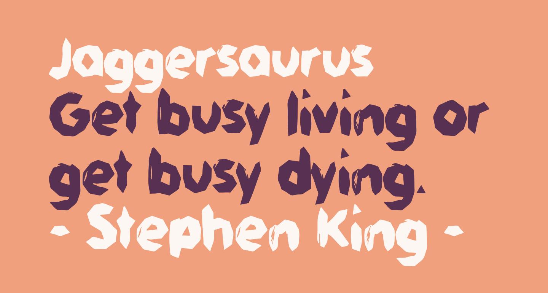 Jaggersaurus