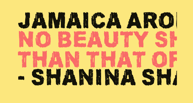 Jamaica Aroma