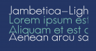 Jambetica-Light