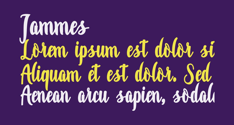 Jammes