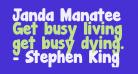 Janda Manatee Solid